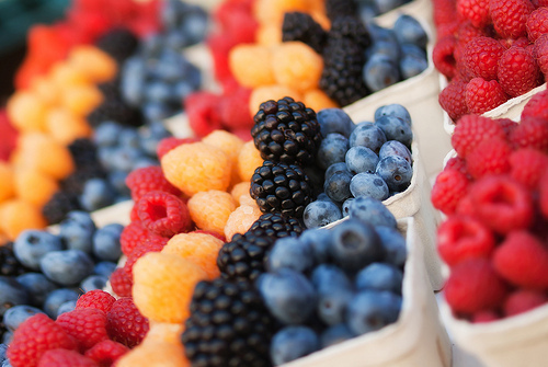 berries, food, photography