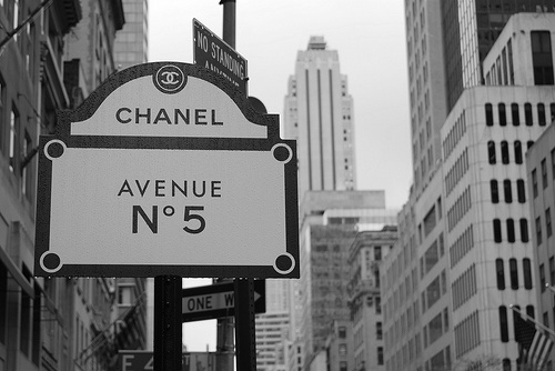 Chanel Black and White Tumblr