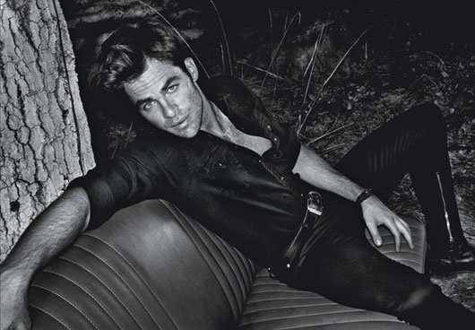 Will know, chris pine sexy was specially