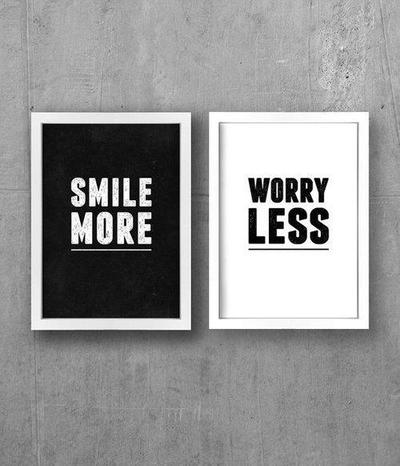 black and white photography quotes smile image