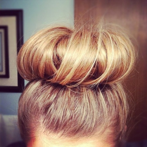 blond, blonde, brunette, bun, cute, fashion, girl, hair, long hair, pretty, street style, style