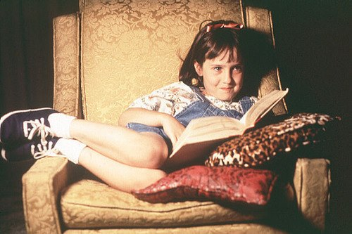 book, books, matilda