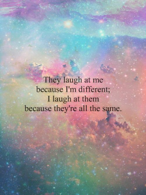 colorful galaxy tumblr quotes - photo #2