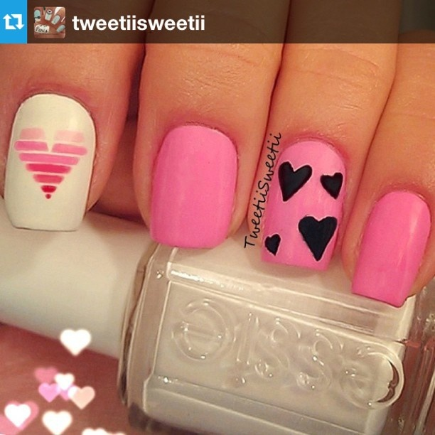 Cute girly nail art nails gallery cute girly nail art hd pictures prinsesfo Choice Image