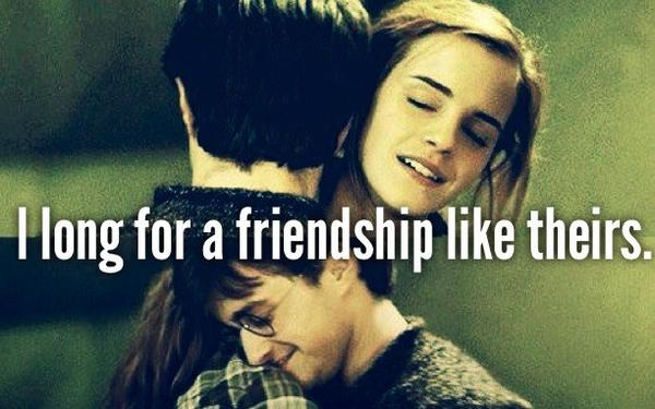 Friendship Quote Harry Potter : Harry Potter Movie Quotes Like Success