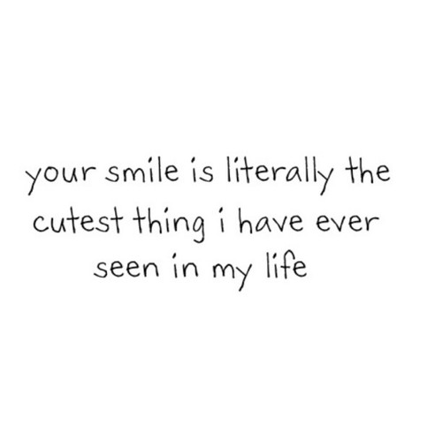 Love Quotes For Him About His Smile : declaration, life, love, photography quotes - image #726504 on Favim ...