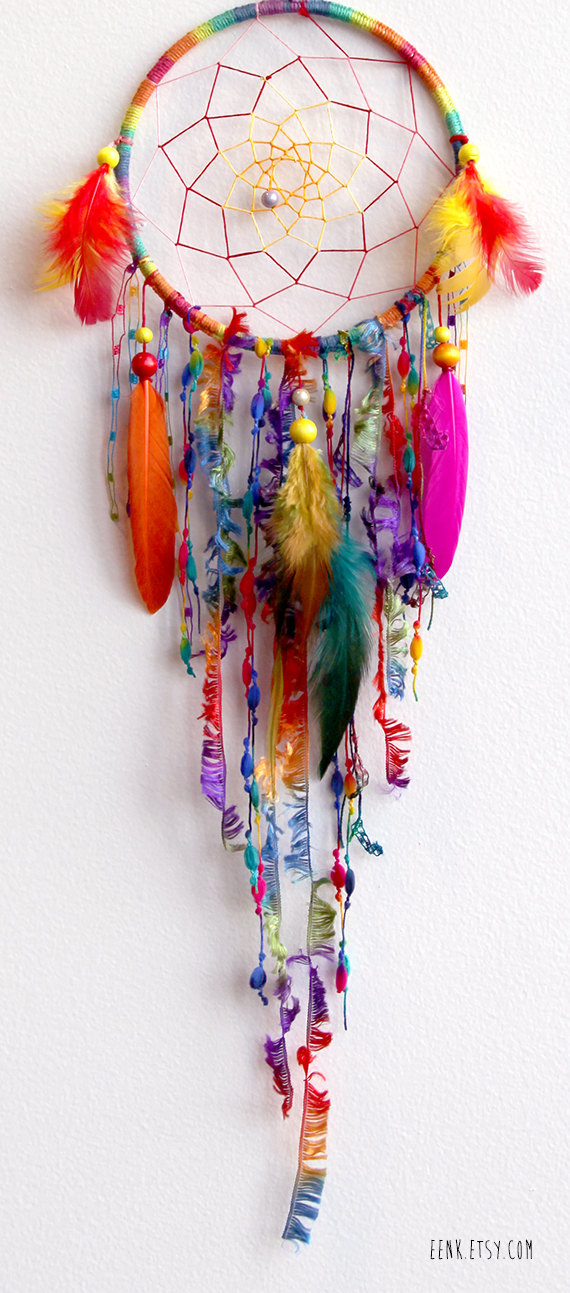 Dreamcatcher dream catcher dream native woven image 681493 on