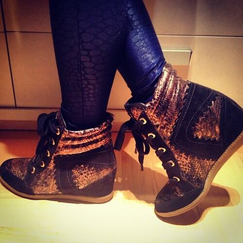 Swag Girl Shoes