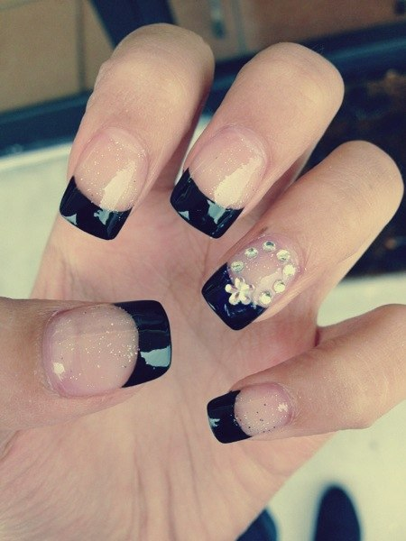 21 original fashion nail designs ledufa plain time and again beauty health and fashion popped up from a slew of smart toothbrushes choose and print hundreds of eyecatching concerning prinsesfo Gallery