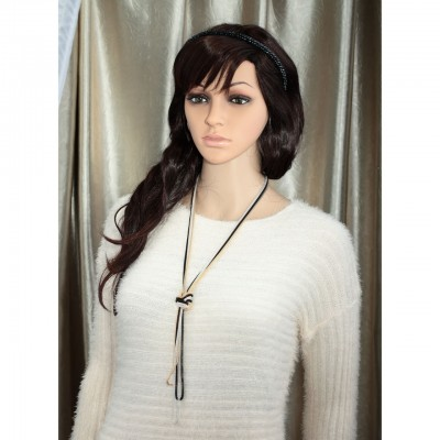 3 strand mesh necklace, fashion, long mesh necklace and mesh chain necklace