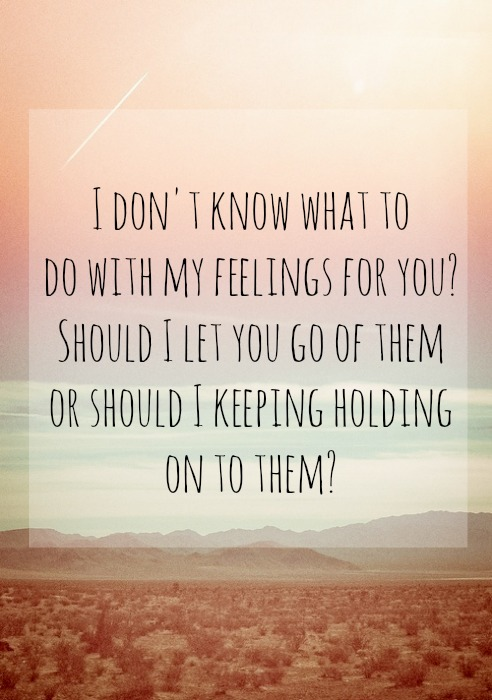 feelings quote quotes love image 711343 on