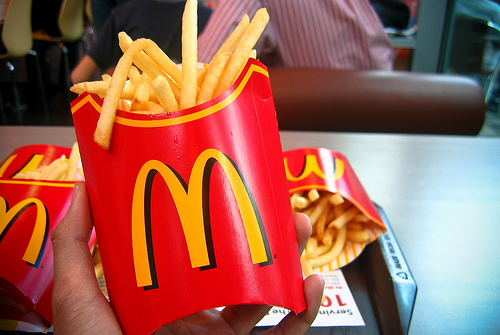 French Fries, McDonald's, McDonalds, delicious