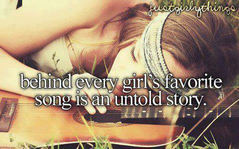 Quotes About Teenage Love From Songs : ... guitare, just girly things, love, music, passion, pretty, song, summer
