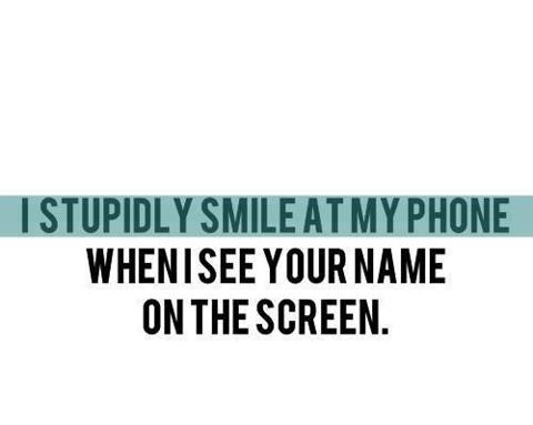 like you, smile, sms, stupid