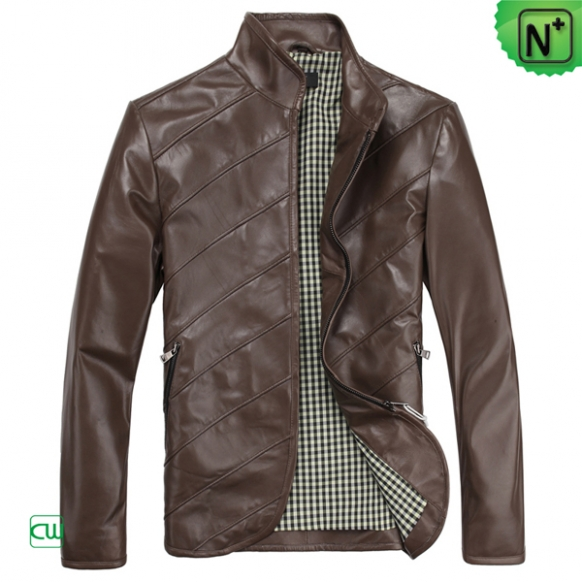 mens brown leather jackets uk cw812209 - m.cwmalls.com