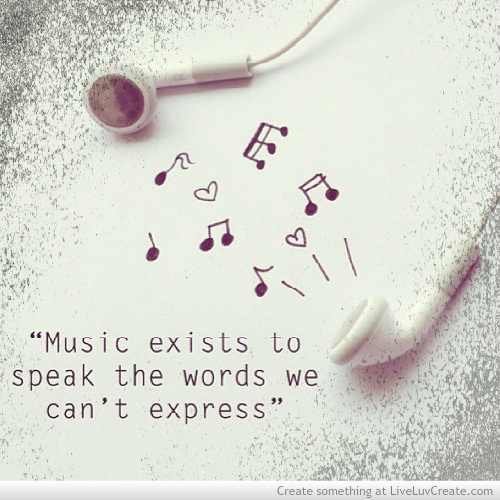 Quotes About Love Of Music : Quotes About Music. QuotesGram
