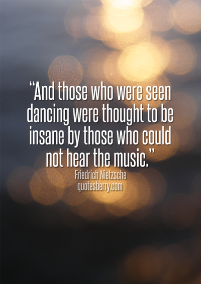 music, quotes, happiness, famous quotes - image #744079 on ...