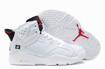 f741b2b74c3c nike jordan 6 kids shoes in white color - image  682290 on Favim.com