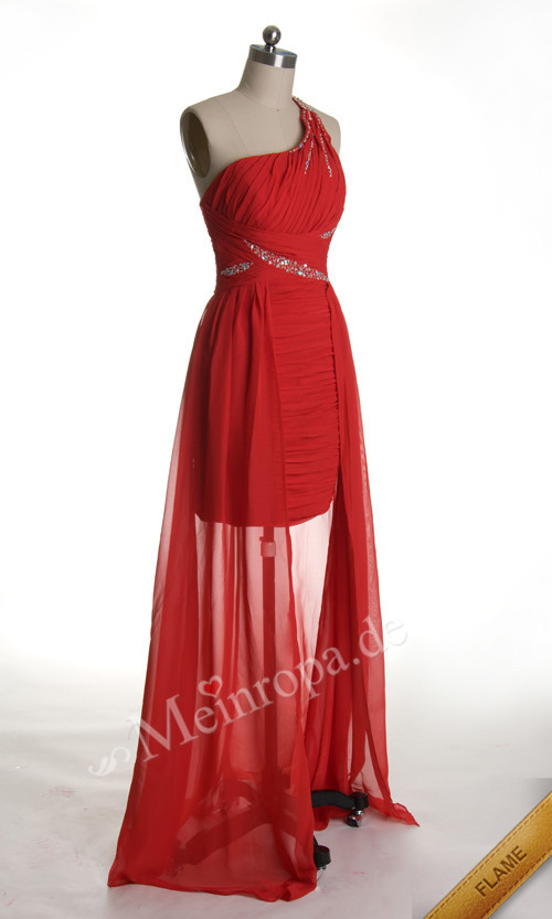 red prom dresses 2013, high low prom dress, - image ...Red High Low Prom Dresses 2013