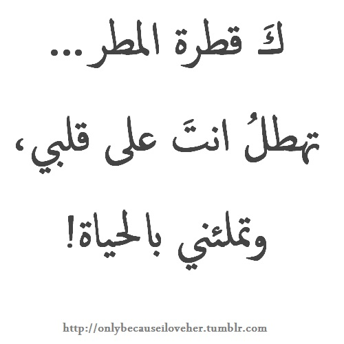 arabic love text images frompo