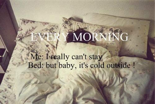 bed, morning, quote, wake up