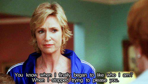 Jane Lynch quotes glee