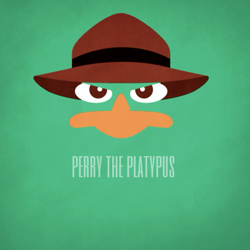 ferb, perry, perry the platypus and phineas